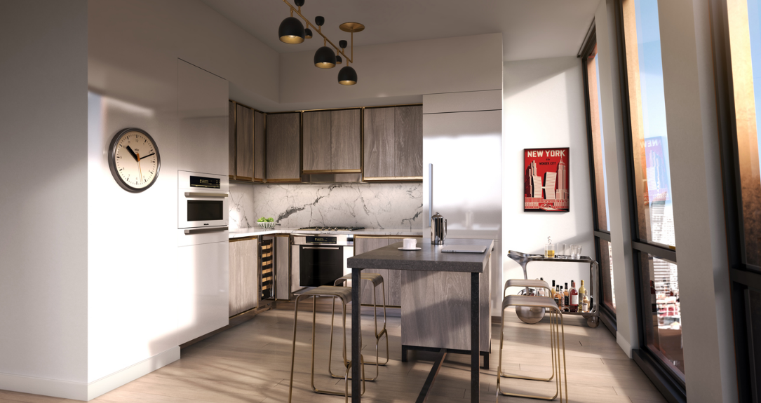 Apartments for rent at 626 First Avenue in Manhattan - Kitchen