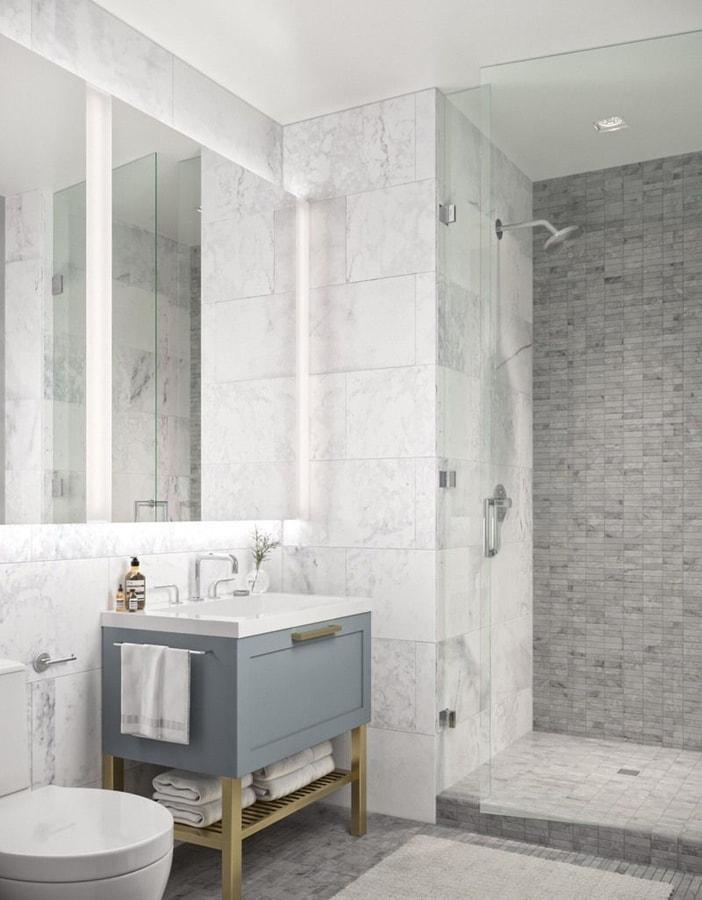 Bathroom in Bloom 62, 62 Avenue B, East Village Rentals