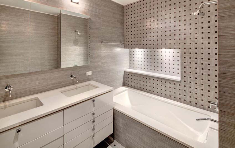 640 Noho Bathroom - Rent Lofts in Noho, NYC