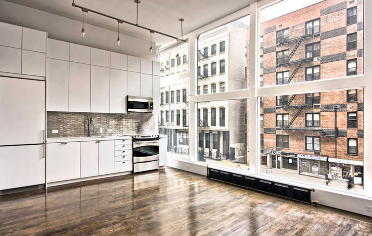 640 Noho Loft - Luxury Apartments for rent in Noho, NYC