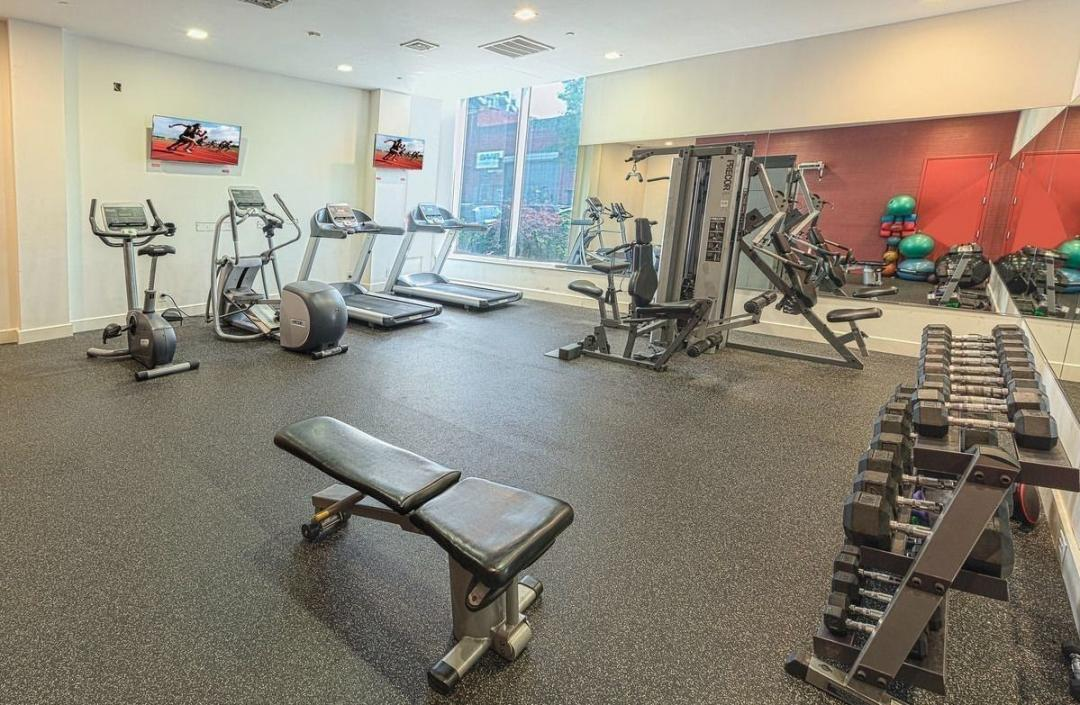 Fitness Room - Apartments for rent at 65 Ainslie Street in NYC