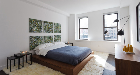 666 West End Avenue Bedroom - Upper West Side Manhattan