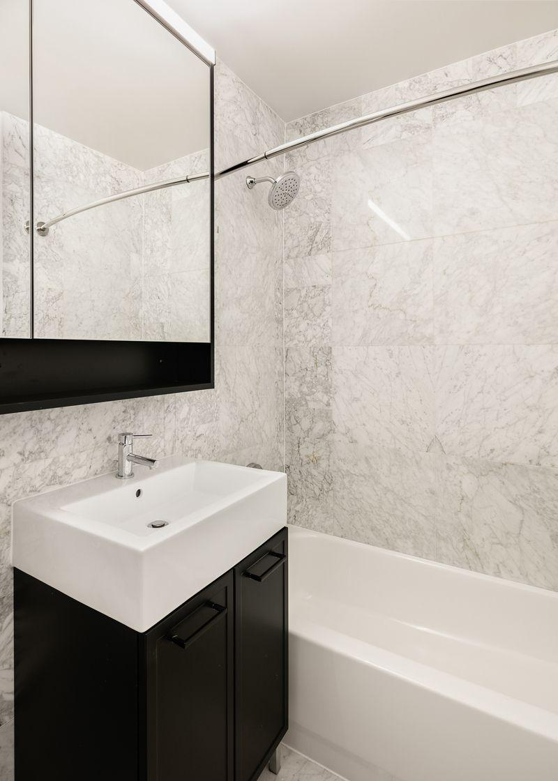 Apartments for rent at The Crest Lofts - Bathroom