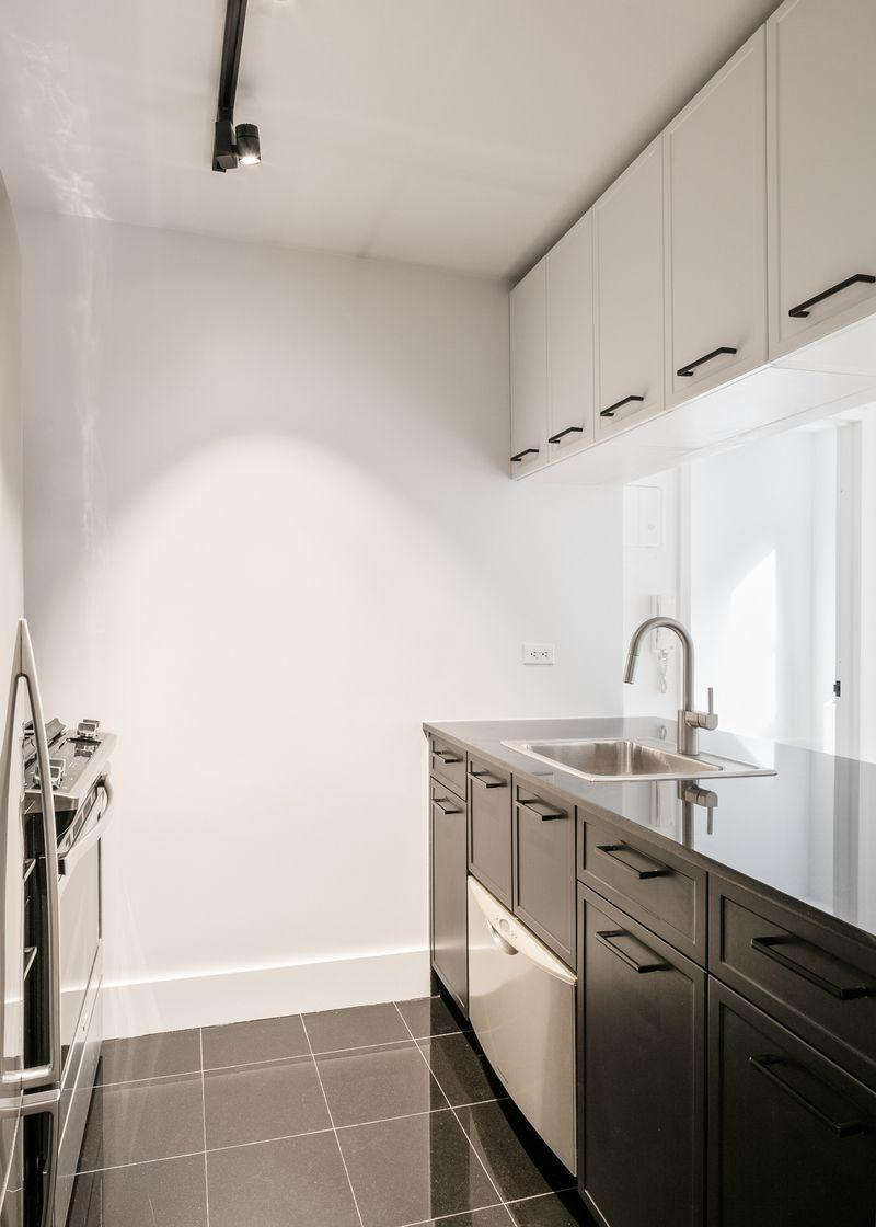 Apartments for rent at The Crest Lofts - Kitchen