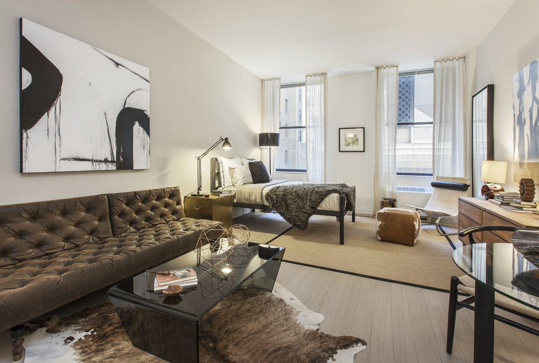Bedroom at 70 Pine Street - NYC Apartments for rent