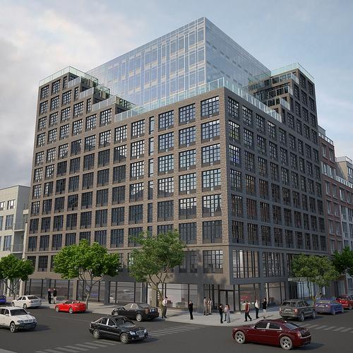 74-84 Third Avenue building. NYC condo for sale