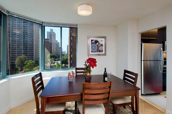 Rental Apartments at 750 Columbus Avenue Dining Room