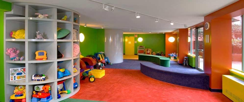 750 Columbus Avenue Children's Playroom - Upper West Side Apartment Rentals