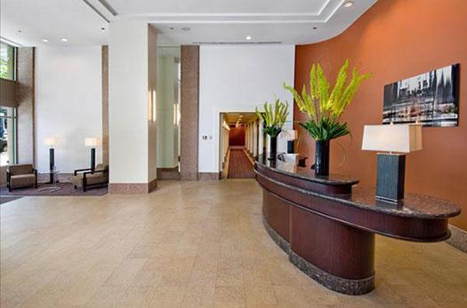 750 Columbus Avenue Lobby - Manhattan Apartments for rent