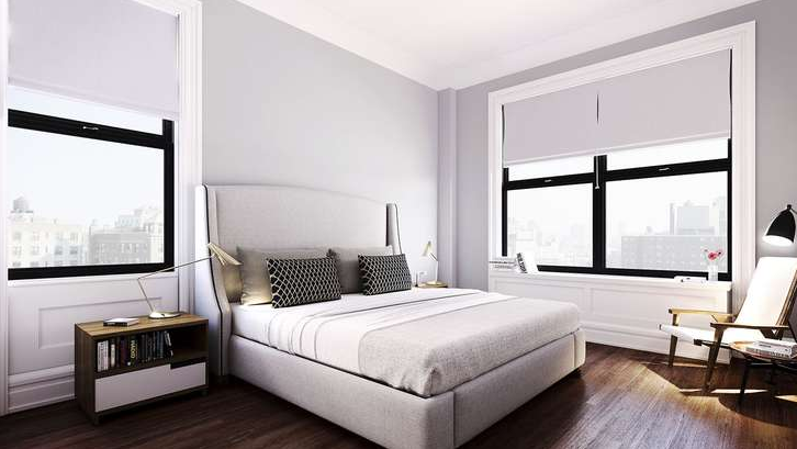 Condos for rent at 838 West End Avenue in Upper West Side - Bedroom
