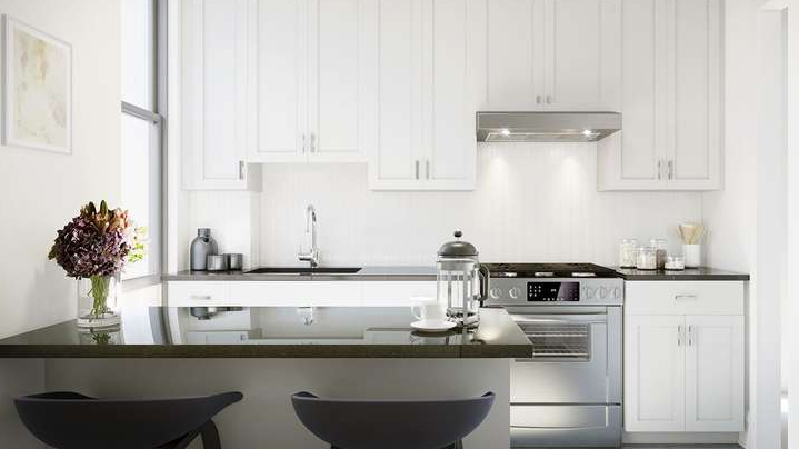 Open Kitchen at 838 West End Avenue in Manhattan