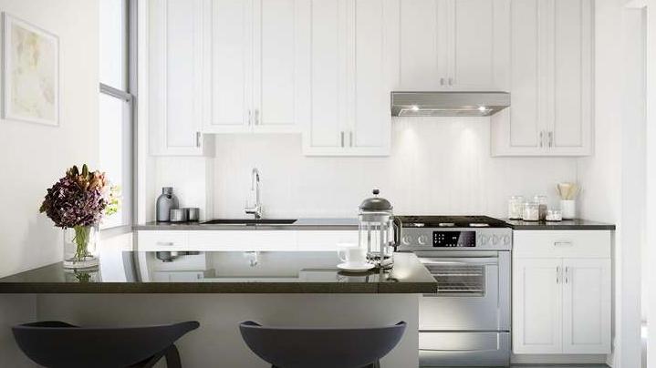 Open Kitchen at 838 West End Avenue in Manhattan