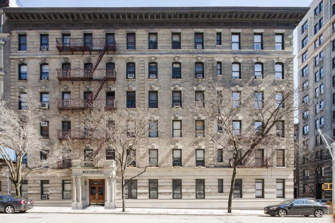 Apartments for rent at 840 West End Avenue in NYC