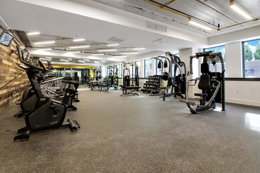 Gym - Apartments for rent at 845 Grand Street in NYC