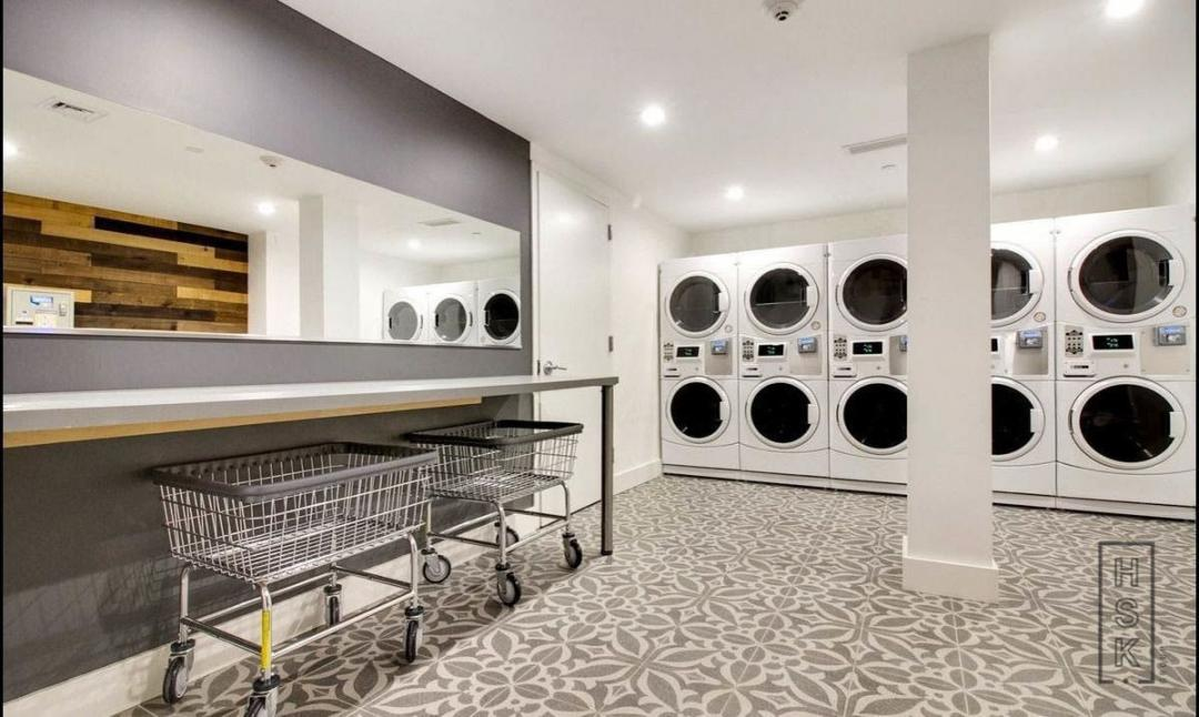 Laundry - Apartments for rent at 845 Grand Street in NYC