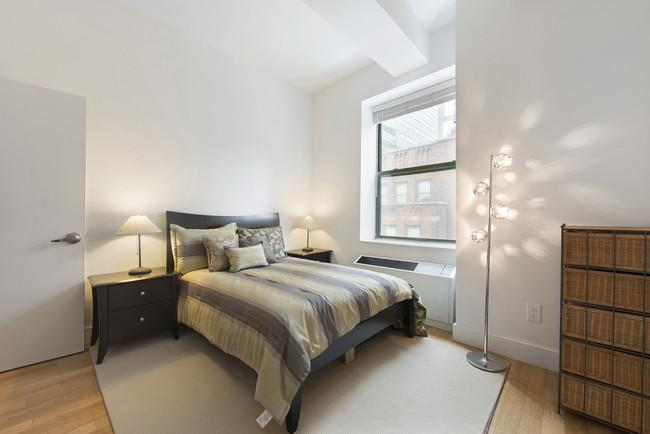 Apartmets for rent at 85 John Street - Bedroom