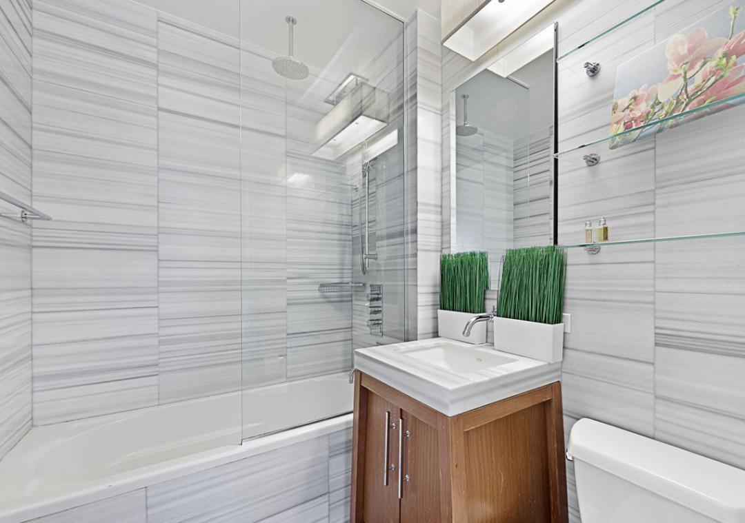 Bathroom- Greenwich Club Residences-88 Greenwich Street