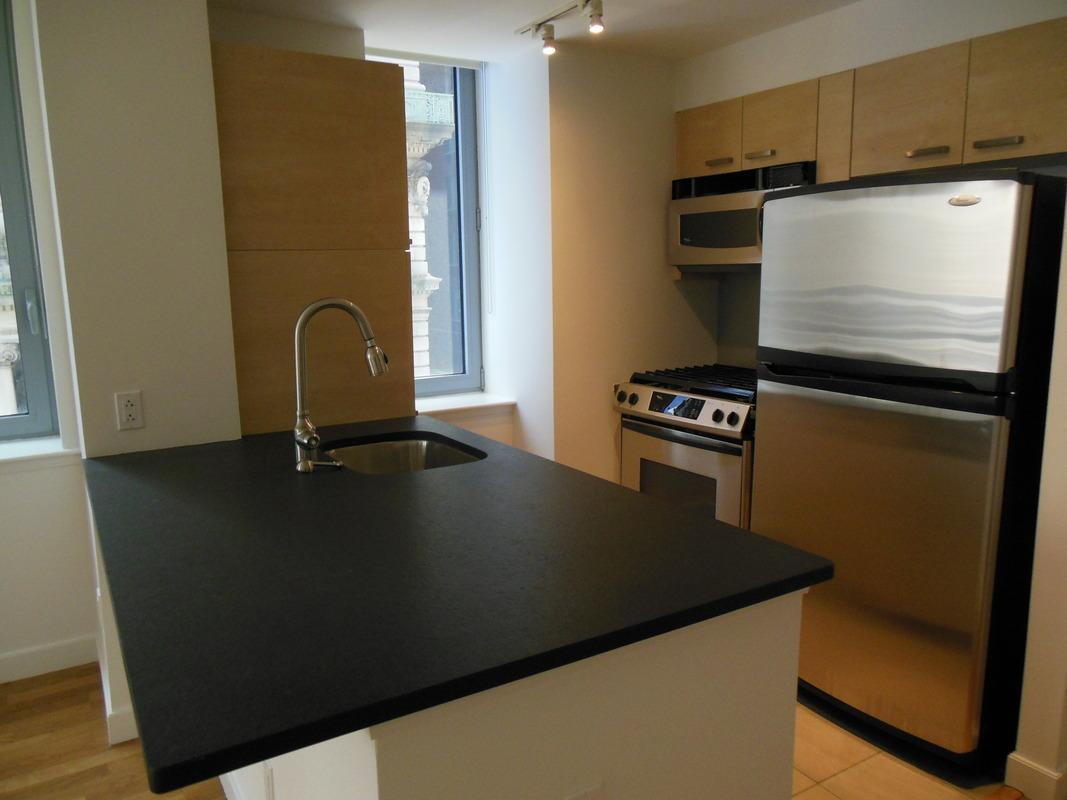 Open Kitchen at 88 Leonard Street in Tribeca