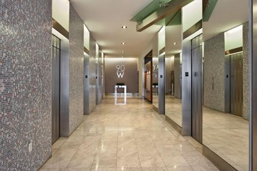 90 Washington Street Elevator - Financial District Apartment Rentals