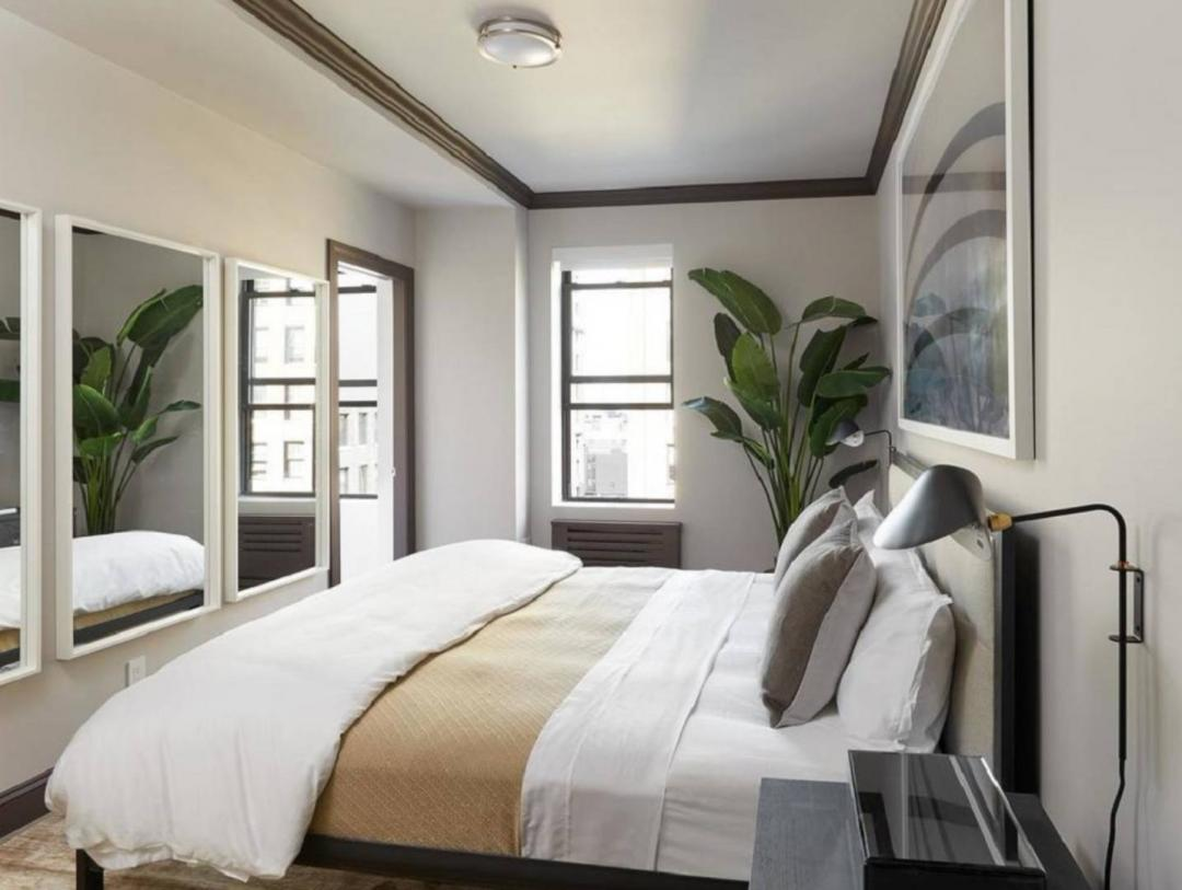 Bedroom at 915 West End Ave in NYC - Apartments for rent