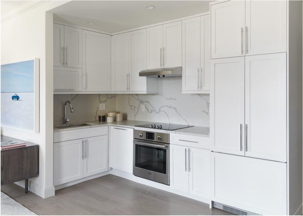 Kitchen at 915 West End Ave in NYC - Apartments for rent