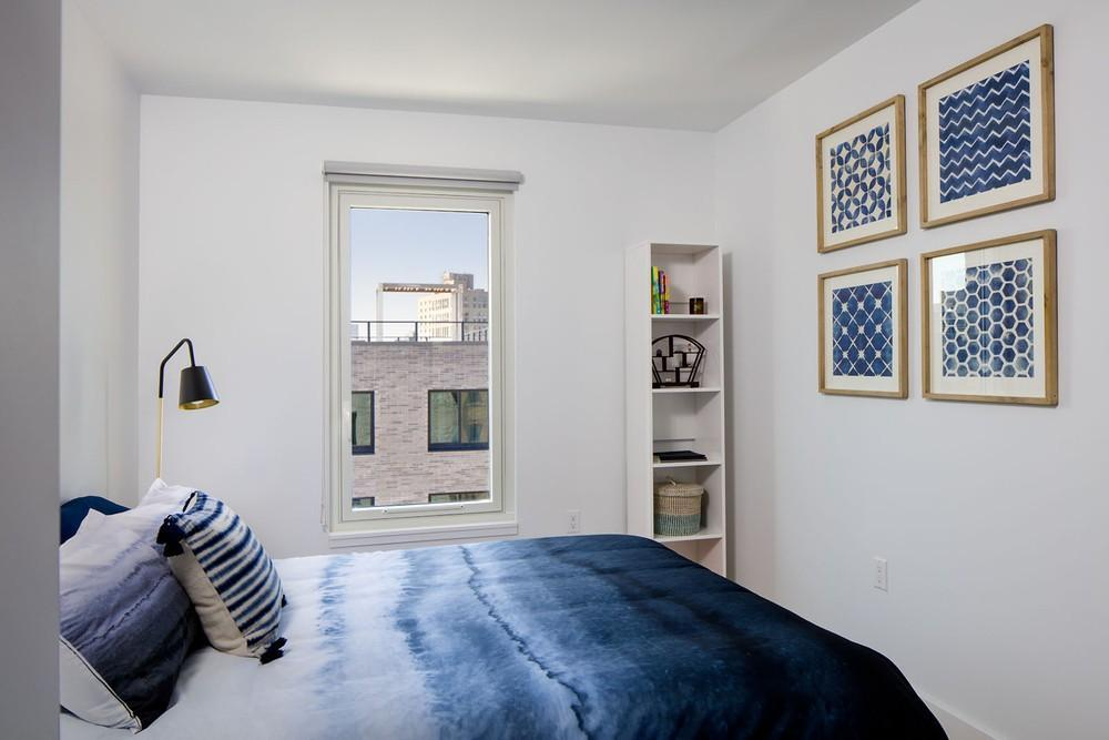 Apartments for rent at 94 N 3rd Street in NYC - Bedroom