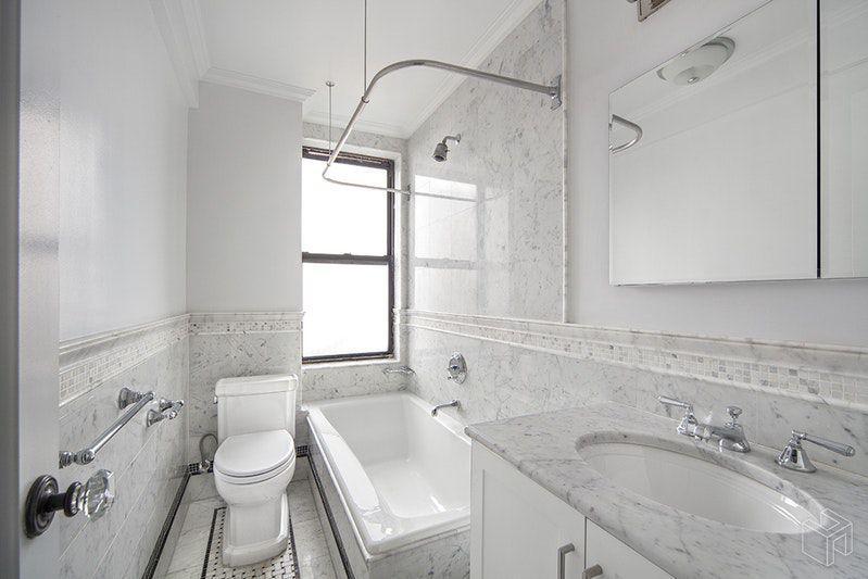 Bathroom at 98 Riverside Drive in Upper West Side