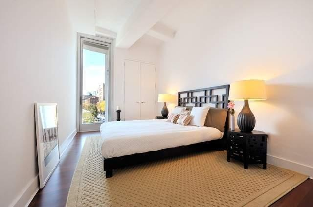 Apartments for rent at 99 Gold Street - Bedroom