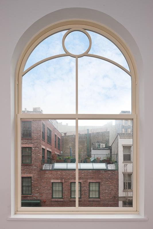 Rental apartments at 53 Howard Street Arched Windows