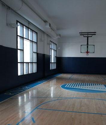 1 River Place Basketball Court - NYC Rental Apartments