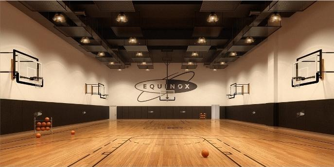MiMA Basketball Court - Manhattan Apartments for rent