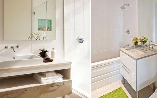 Bathroom - L haus - LIC Rentals