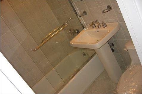 150 East 58th Street rental building Bathroom - NYC Flats