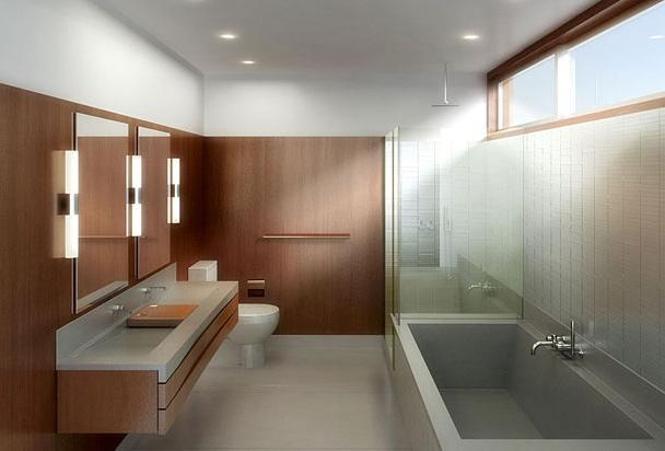 Bathroom at  290 Mulberry Street - Luxury Rentals in New York City