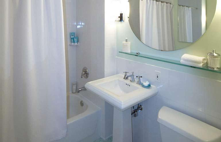 Bathroom of Rental Apartments at 50 Murray Street