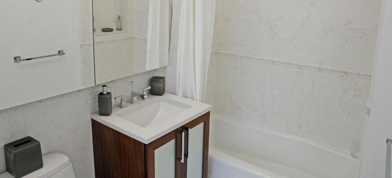 775 Columbus Avenue Bathroom - NYC Rental Apartments