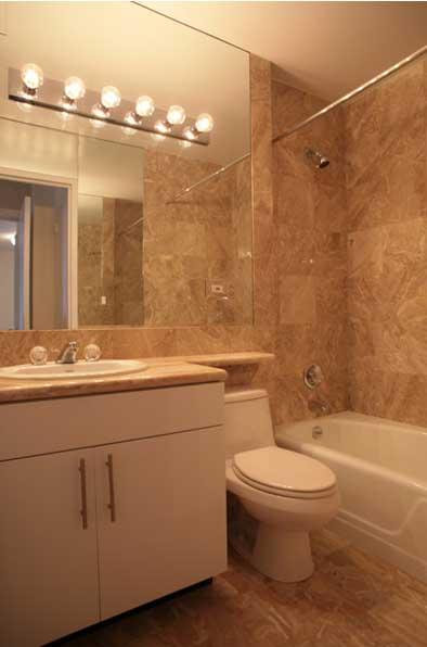 800 Fifth Avenue apartments for rent Bathroom