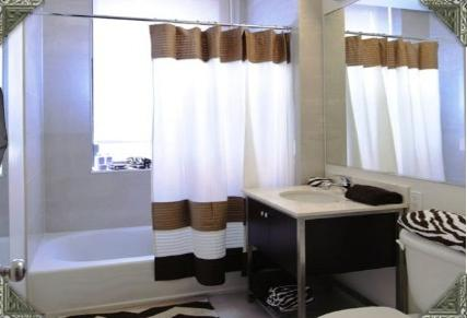 90 West Street apartments for rent Bathroom
