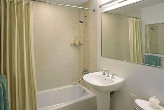 Bathroom at AIRE Upper West Side 200 West 67th Street