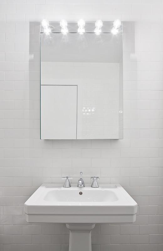 Bathroom  at The Constable 53 Howard Street New York