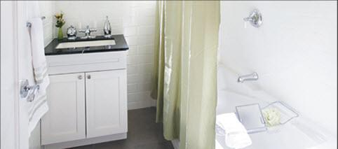 601 West 137th Street Bathroom - NYC Rental Apartments