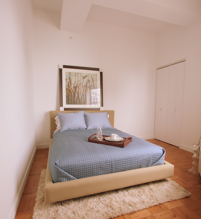 Bedroom of Rental Apartments at 20 Exchange Place