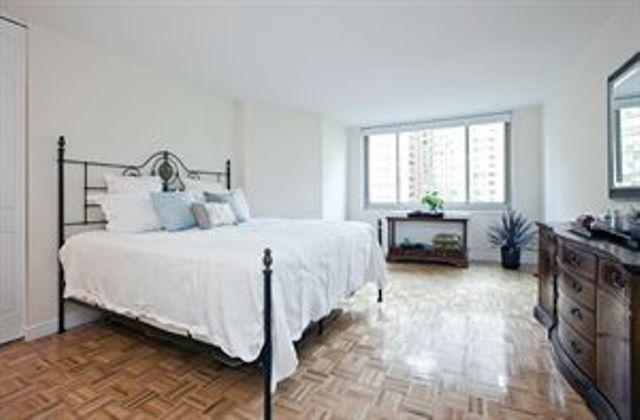 Bedroom at 30 West 63rd Street New York