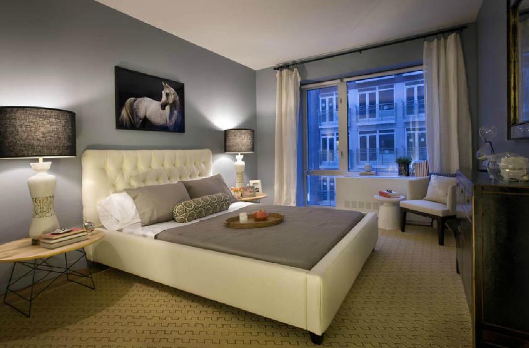 Bedroom - 41-18 Crescent Street - LIC Rental Apartments
