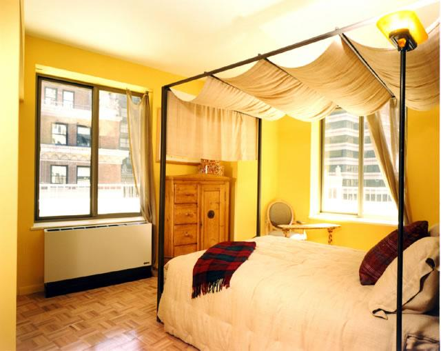 45 Wall Street apartments for rent Bedroom