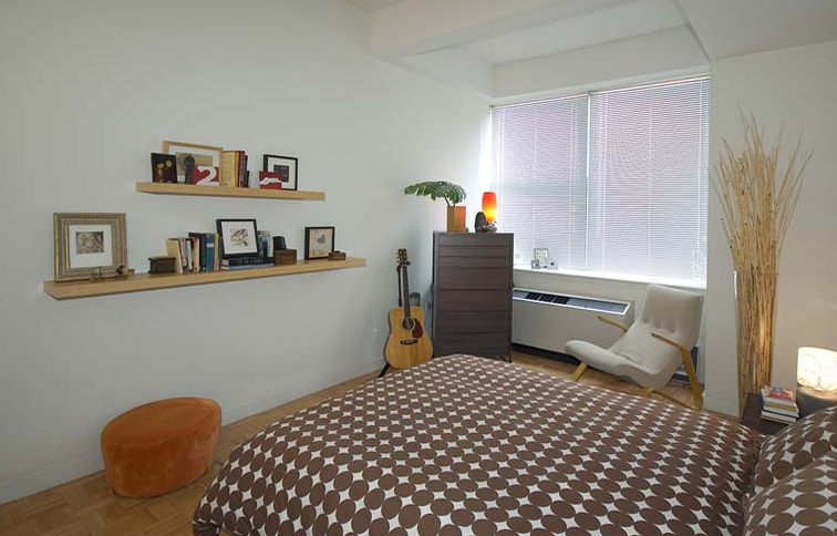 Rental Apartments at 50 Murray Street Bedroom