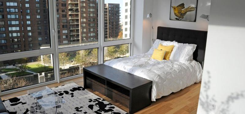 775 Columbus Avenue Bedroom - NYC Rental Apartments