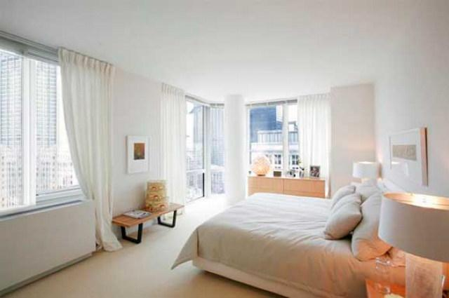 10 Barclay Street Bedroom - Manhattan Rental Apartments