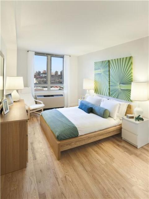 245 East 124th Street Bedroom – Manhattan Rental Apartments