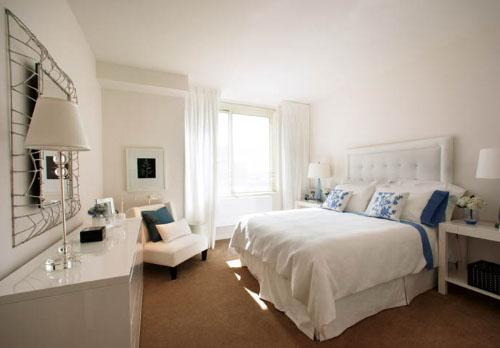 Bedroom at the Ashley Upper West Side 400 West 63rd Street